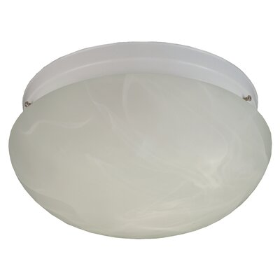 Royal Pacific 13W 2 Light Flush Mount