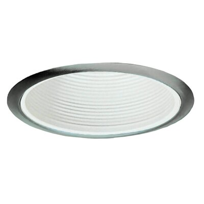 Royal Pacific Recessed Housing Baffle Trims in White