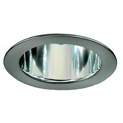 Royal Pacific Recessed Housing Reflector in Brushed Aluminium