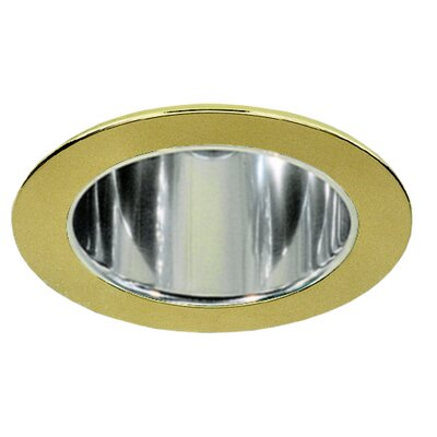 "Royal Pacific 6"" Specular with Polished Brass Trim Ring"