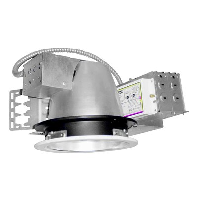 Fluorescent Recessed Housing with Dimmable Blast