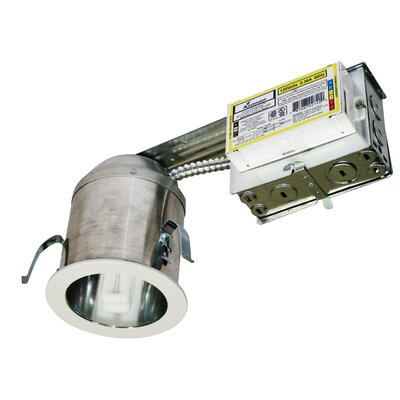 "Royal Pacific 4"" 120V 13W CFL Remodel -ES"