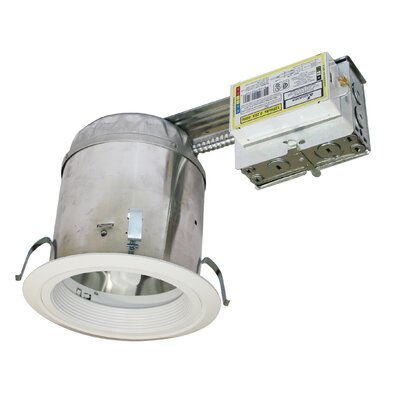 IC Line Voltage Compact Fluorescent Remodel 6