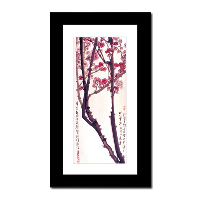 Oriental Design Gallery Spring Blossoms by Lin Hung Tsung Wall Art