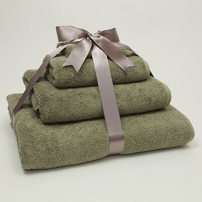 Luxury Hotel & Spa 100% Turkish Cotton Soft Twist 4 Piece Towel Set