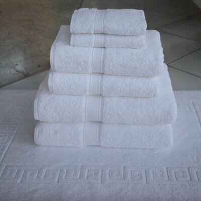 Linum Home Textiles Luxury Hotel and Spa 7 Piece Towel Set