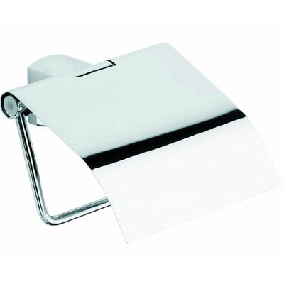 Moda Collection Movin Covered Toilet Paper Holder in Chrome