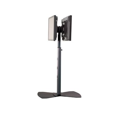 Universal Dual Display Floor Stand (30-55