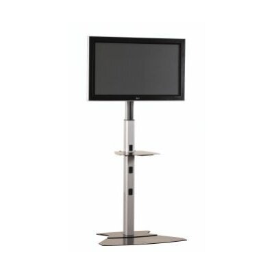Flat Panel Dual Display Floor Stand (42-71