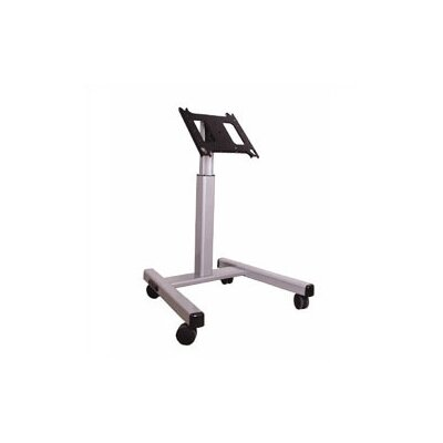 Chief Manufacturing Adjustable Plasma/LCD Confidence Cart (Cart Only)