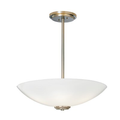 ILEX Lighting Miro Bowl Pendant