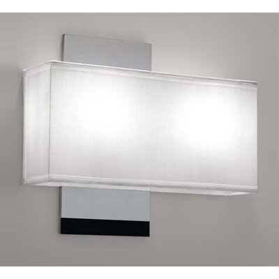 ILEX Soho 2 Light Double Wall Sconce