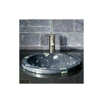 Circular Deckmount Bathroom Sink - VUMR