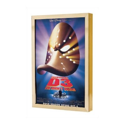Posterlite Series Rear Illuminated Poster Marquees