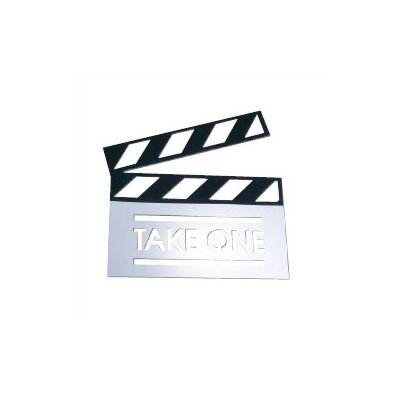 Bass Clapboard Metal Wall Decor