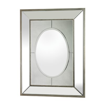 Large Mirror In a Heavy Mirrored Frame