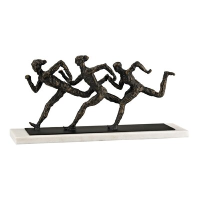 Sterling Industries Photofinish Sculpture