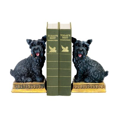 Sterling Industries Baron Book Ends