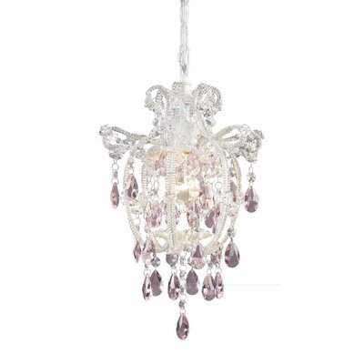 Elise 1 Light Chandelier