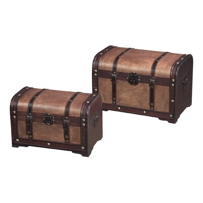 Sterling Industries Travellers Chest