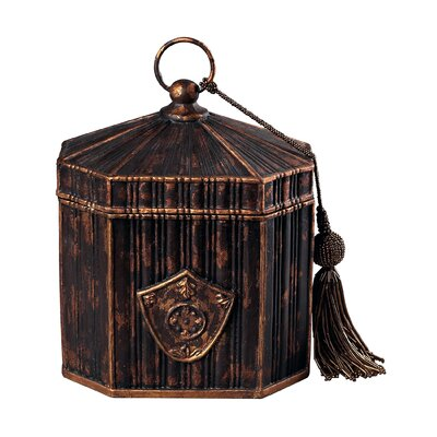 Keepsake Box with Tassel