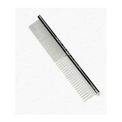 "Safari Pet Products 4.5"" Medium / Fine Dog Comb"
