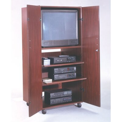 Ironwood Video Cabinet