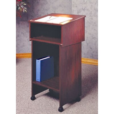 Ironwood Two Section Lectern