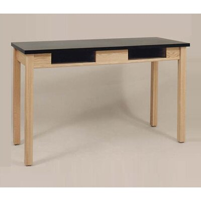 Ironwood Rectangular Oak Frame Table