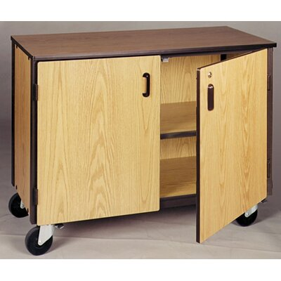 Ironwood 1000 Series Low Storage Mobile Cabinet