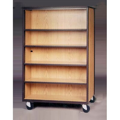 Ironwood Storage Mobile 2000 Series DF Bookcase