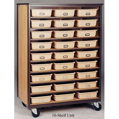 Ironwood 2000 Series Tote Tray Mobile Cabinet