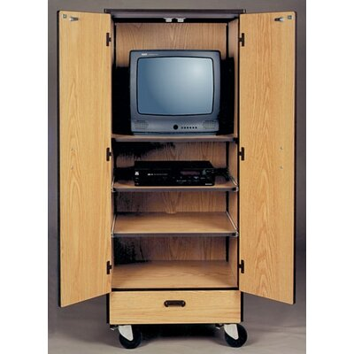 Ironwood 4000 Series Video Center Mobile Cabinet