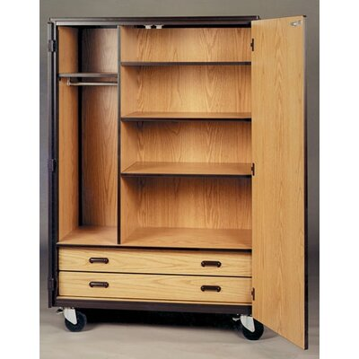 Ironwood 4000 Series Teacher's Mobile Cabinet
