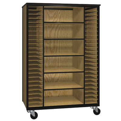 Ironwood 4000 Series Music Storage Mobile Cabinet