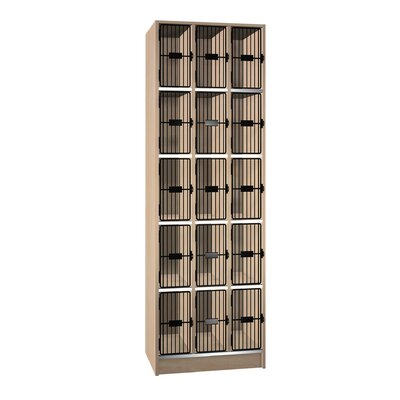 Ironwood Grill Door Music Storage: 15 Equal Compartments