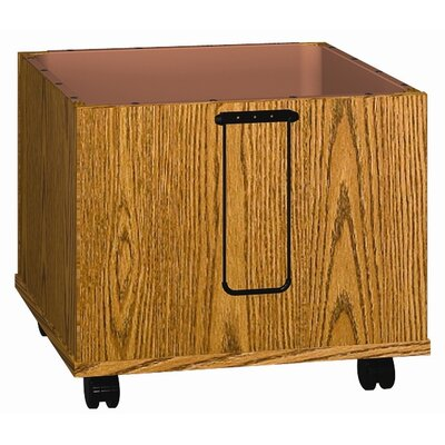 Ironwood Book Drop Cart
