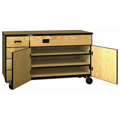 Ironwood 1000 Series Instructor Mobile Cabinet