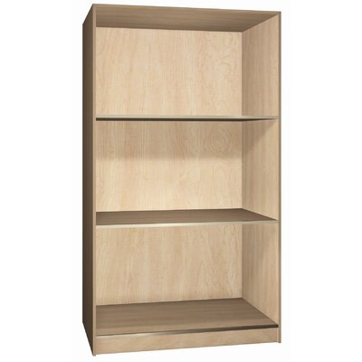 "Ironwood Open Music Storage: 3 Equal Compartments with 48"" W"