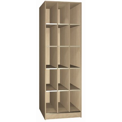 Ironwood Open Music Storage: 15 Equal Compartments