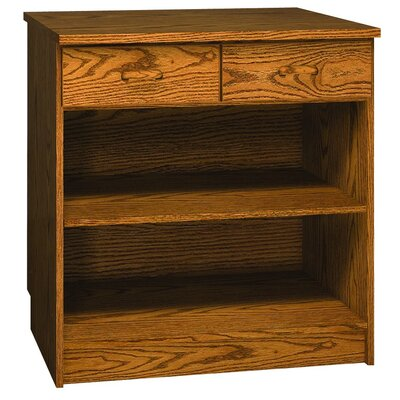 Ironwood Library 3000 Two-Drawer Unit