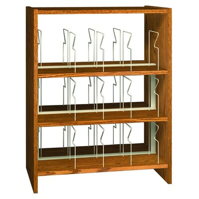 Ironwood Glacier Double Face Picture Book Shelving Base