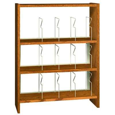 Ironwood Glacier Single Face Picture Book Shelving Base