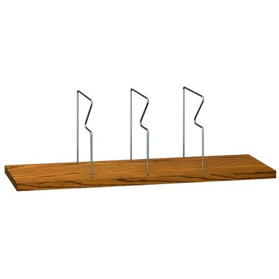 Ironwood Vision Series Wire Book Stops (Set of 3)