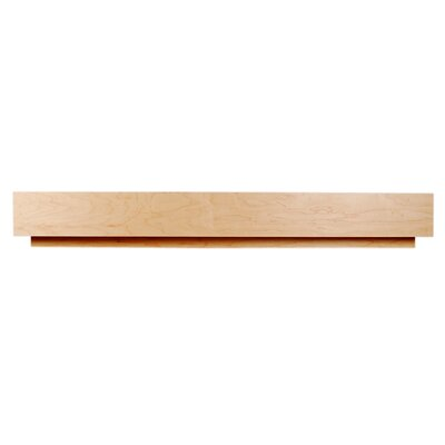 "D'Vontz MDV Modular Cabinetry 48"" x 5"" Wood Stretcher for MDV Base Cabinet"