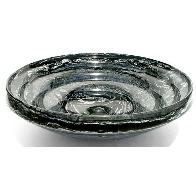 D'Vontz Ripple Vessel Bathroom Sink
