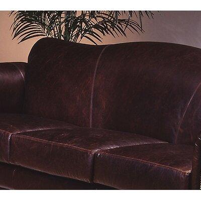 Omnia Furniture Sedona Leather Sofa