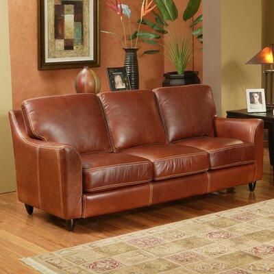 Great Texas Leather Sofa Wayfair