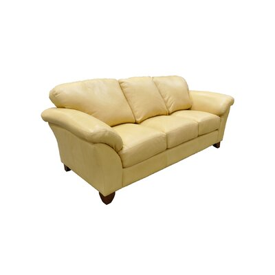Nevada Leather Sofa