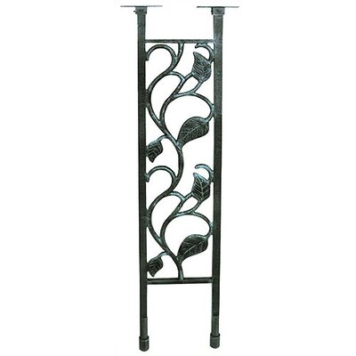 Special Lite Products Floral Standard Mailbox Post